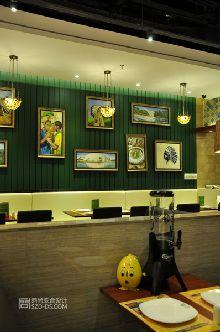 圣多斯西餐厅设计(京基店)18